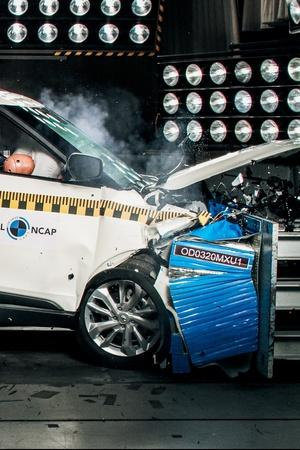 Mahindra XUV300, Safer Choice award, Global NCAP