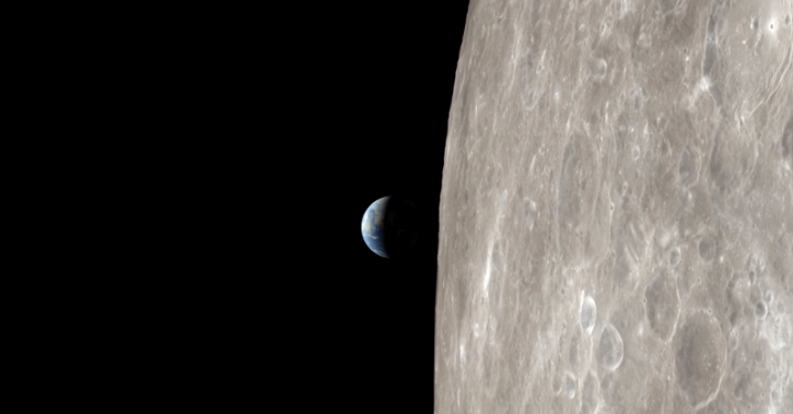 NASA Apollo 13 Lunar Surface