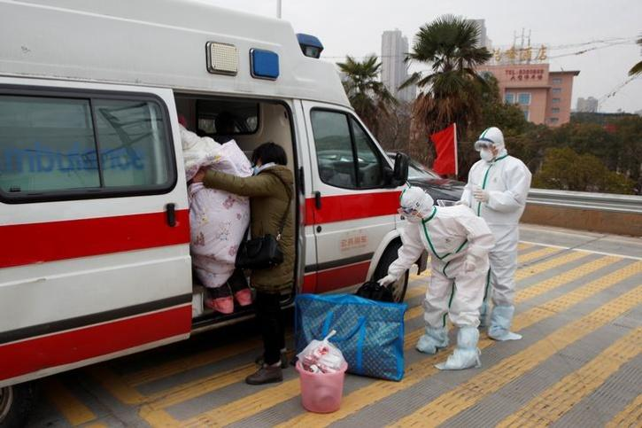 China Coronavirus Toll Reaches 361
