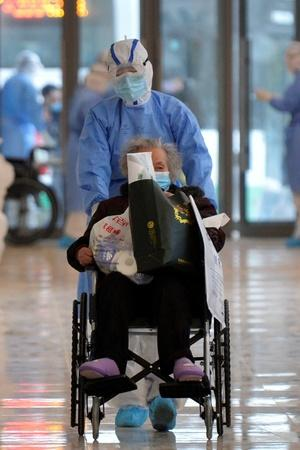 China Virus Death Toll
