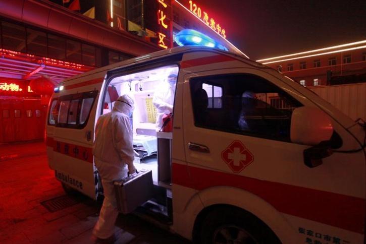 China Virus Death Toll