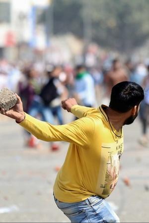 Delhi Clash