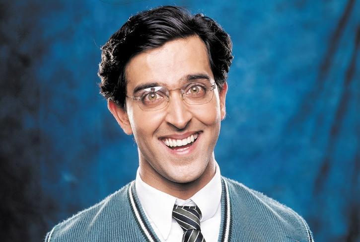 Hrithik Roshan as Rohit in Koi Mil Gaya