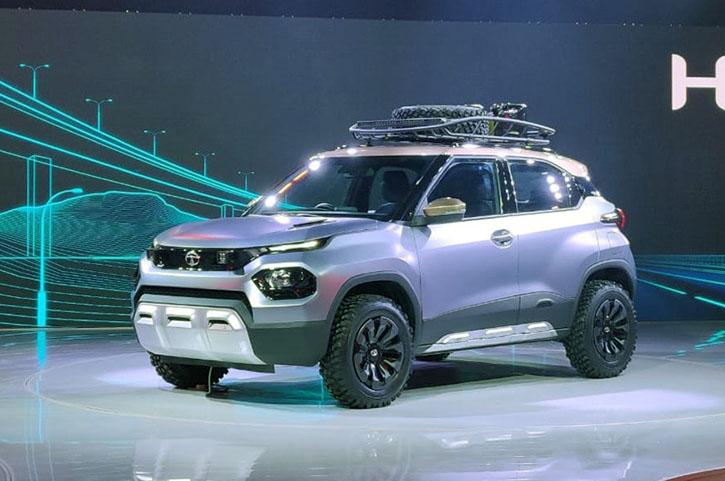 Tata HBX Auto Expo 2020