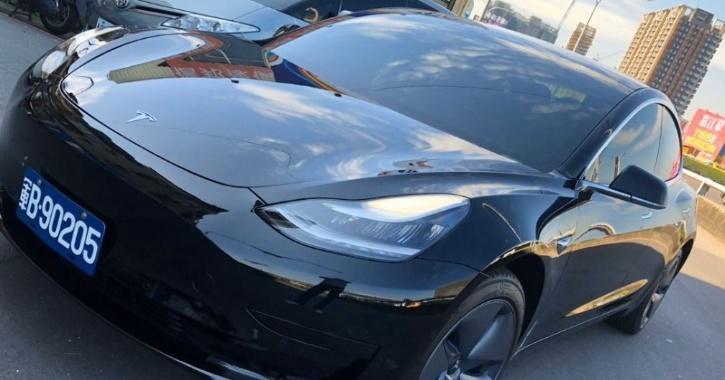 Tesla Model 3, Taiwan Military Police