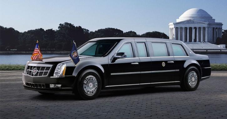 US Presidential Car, The Beast