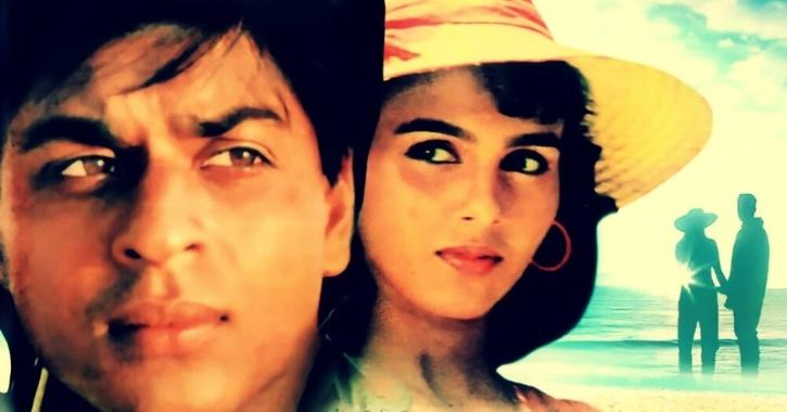 On This Day In 1994, Shah Rukh Khan Stood At Booking Counter & Sold Tickets Of