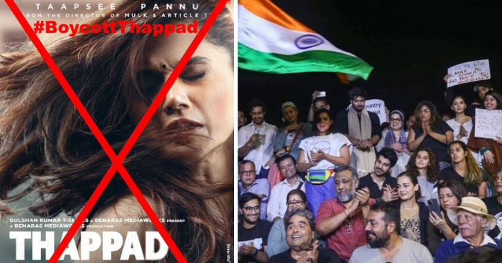 After Chhapaak, People Want To Boycott Thappad Because Of Taapsee