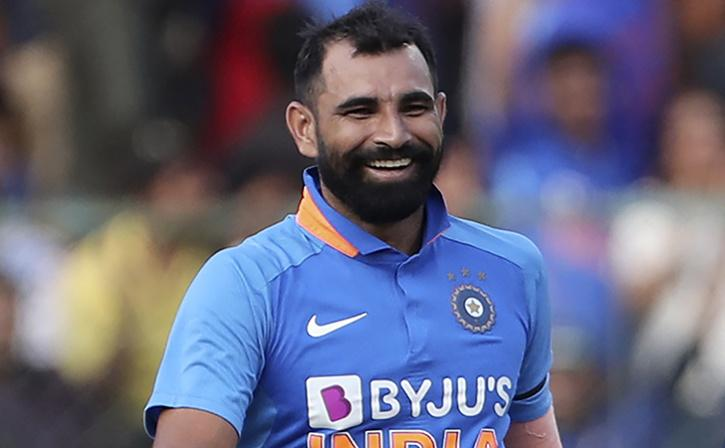 Mohammed Shami Trolled For Posting Daughter Saraswati Puja Picture