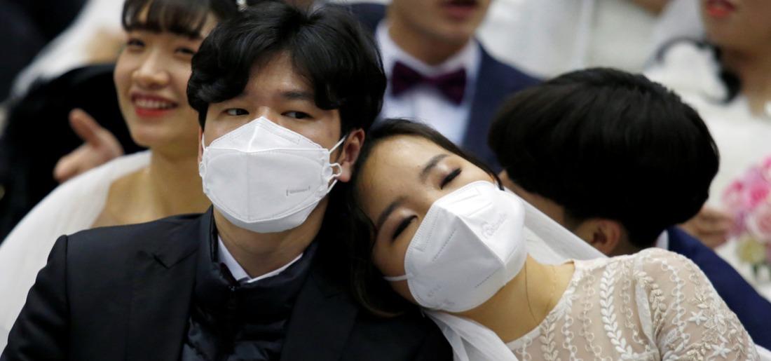 mass wedding coronavirus