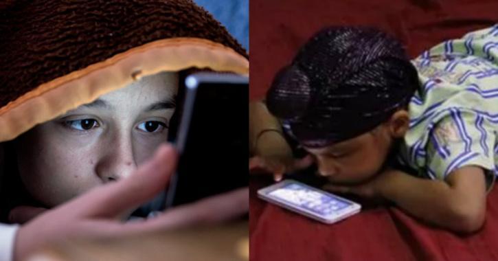 smartphone addiction suicide
