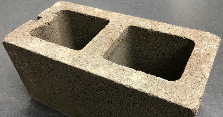 Carbon dioxide to concrete