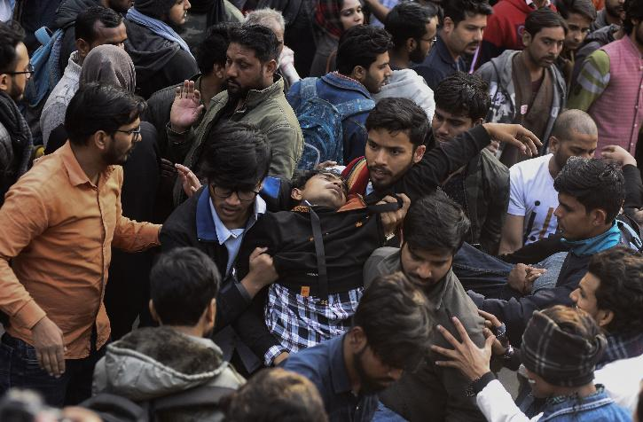 Jamia protests