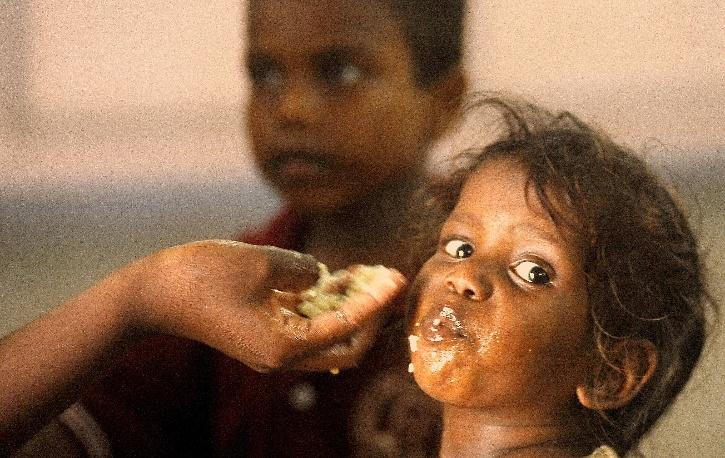 world hunger food wastage