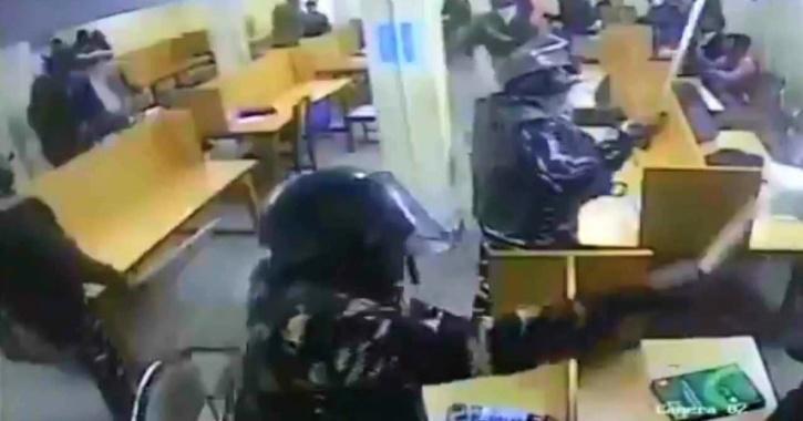 delhi police jamia