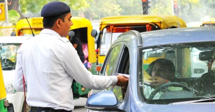 challan motor vehicles act