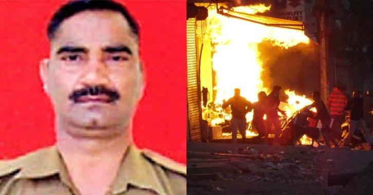 BSF Delhi violence