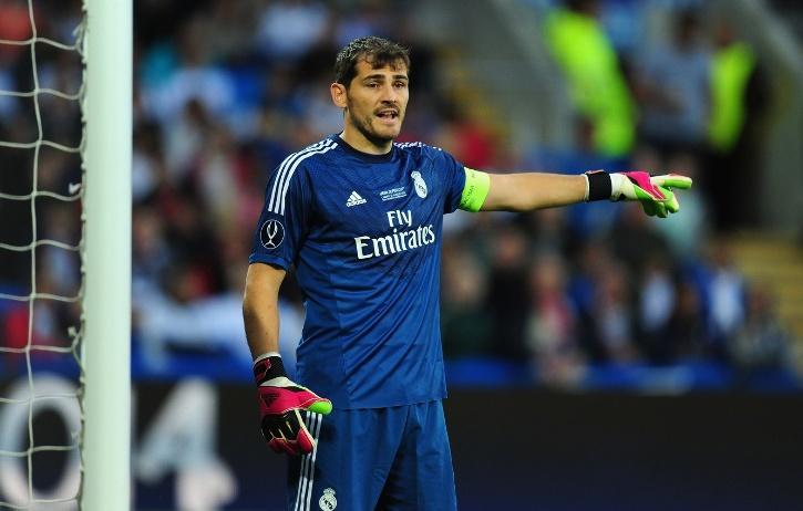 Iker Casillas sufrió un infarto y fue internado - Radio Mitre   Iker Casillas