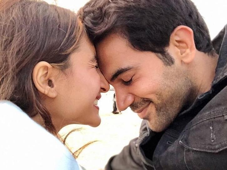 Rajkummar Rao Patralekhaa love story