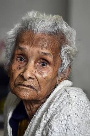 Centenarian Kalitara Mandal