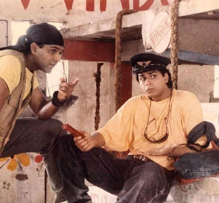 On This Day In 1994, SRK Stood At The Counter To Sell The Tickets Of