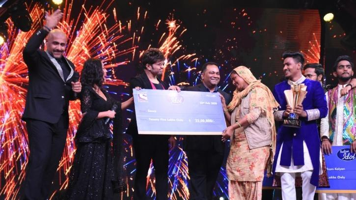 Before Winning Indian Idol, Sunny Hindustani Used To Polish Shoes, Borrowed Money For Audition