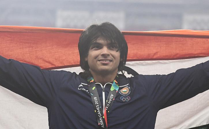 Neeraj Chopra