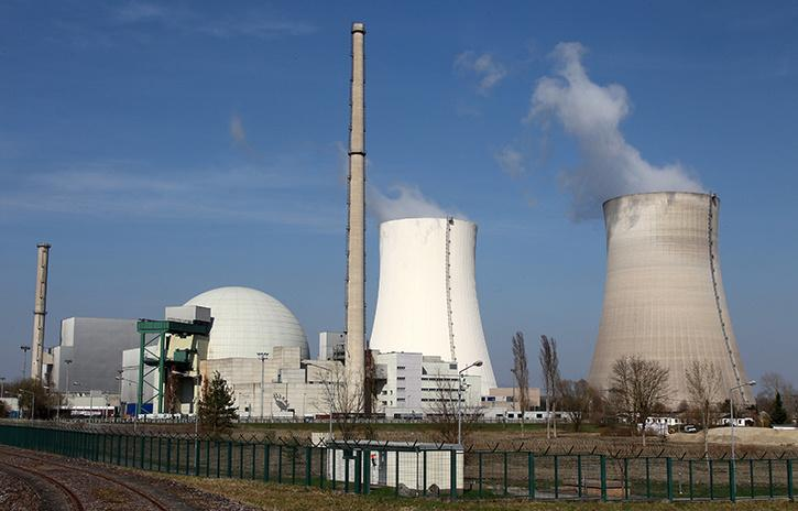 Germany Shuts Down Atomic Plant