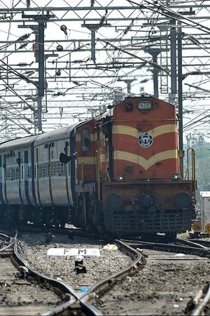 Indian Railways Plans To Go Entirely Electric