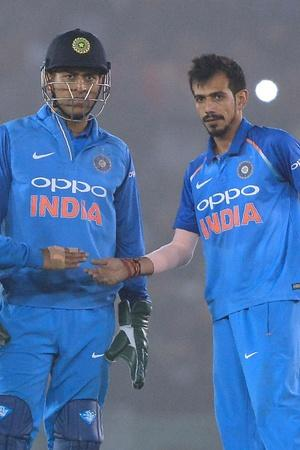 Yuzvendra Chahal Reveals Men In Blue Are Missing MS Dhoni