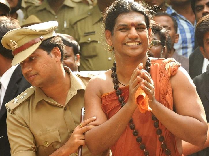 Interpol Issues Blue Corner Notice Against Godman Nithyananda