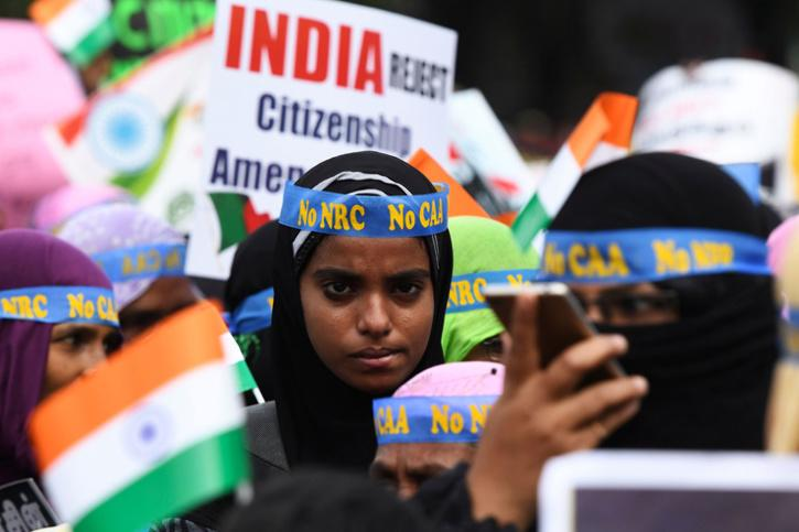 Tamil Nadu protest