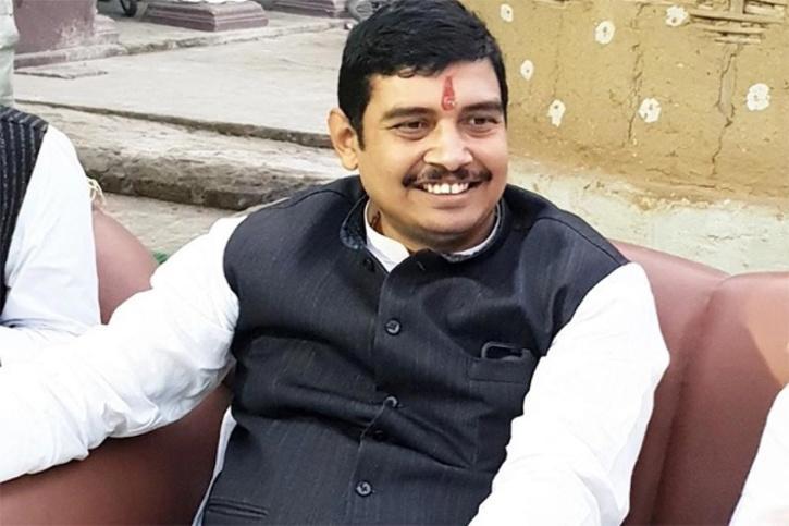 BSP MP Atul Rai