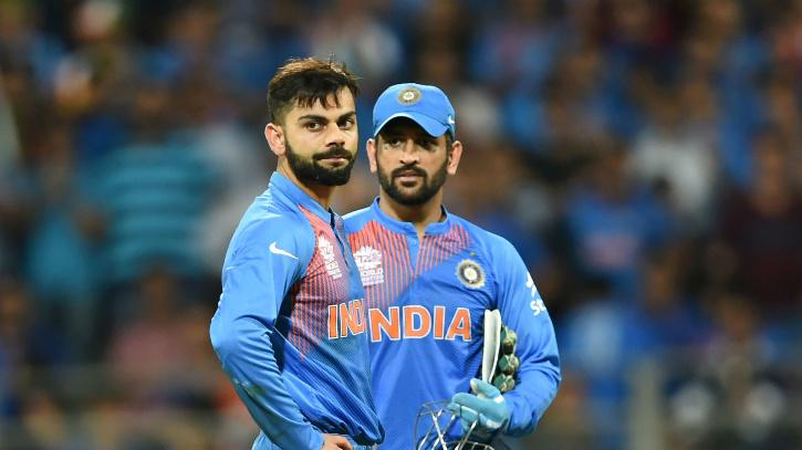 MS Dhoni And Virat Kohli - Two Skippers With Contrasting Styles ...