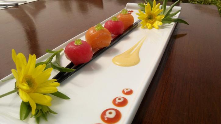 Tamari sushi