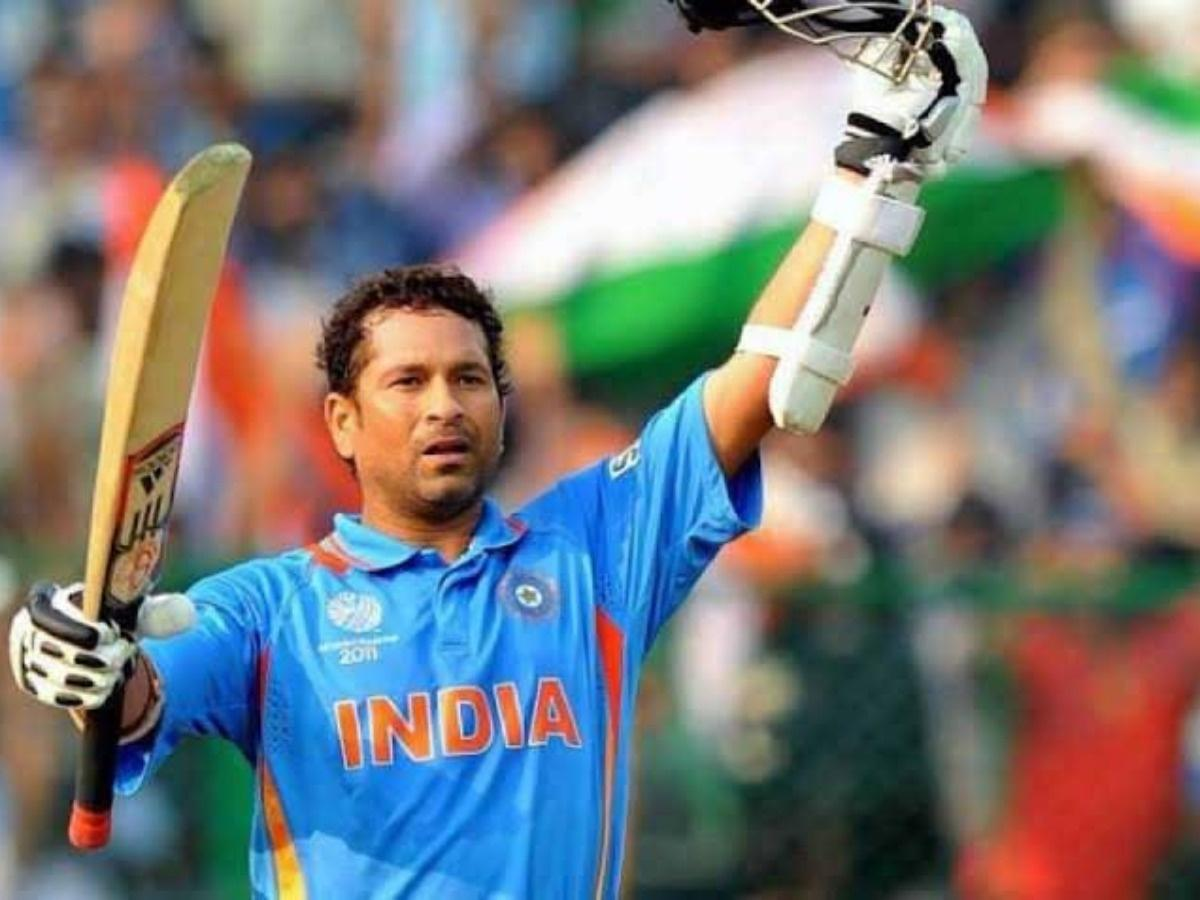 Sachin Tendulkar Took 78 Matches To Score His First ODI Hundred. The Next  48 Came In Another 385 Games