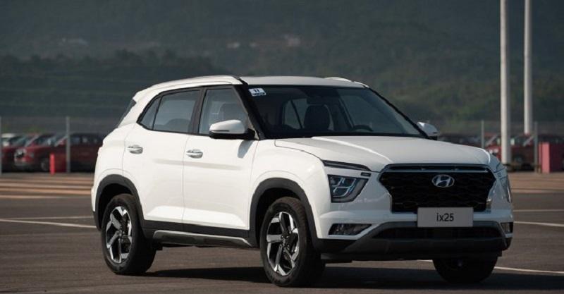 2020 Hyundai Creta, Hyundai ix25