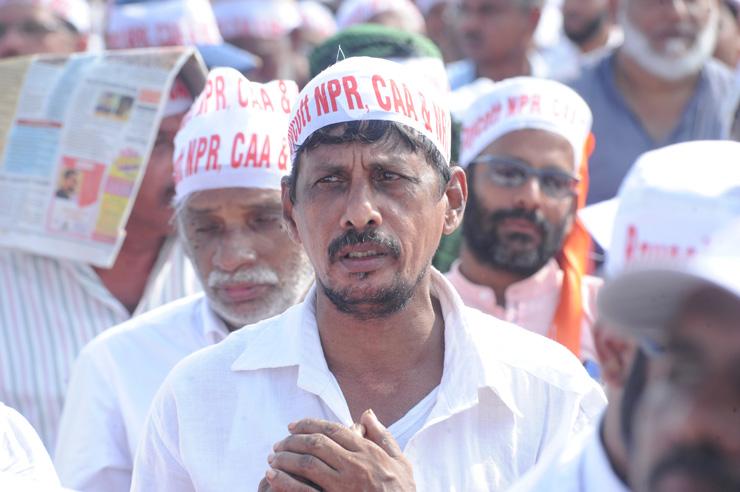 Mangaluru caa protest