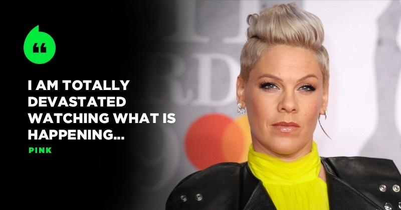 Singer Pink Donates Rs 3.6 Crores To Aid Australian Fire Relief, Says
