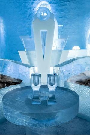 Famous Ice Hotel