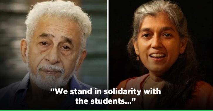 Enough Is Enough! Naseeruddin To Mira Nair, Over 300 Celebs Pen Open Letter Opposing CAA & NRC