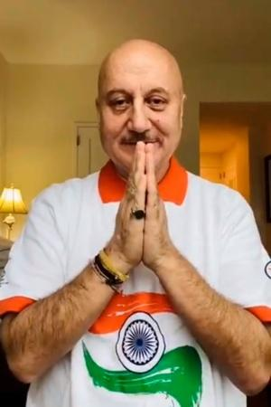 Anupam Kher Republic Day.