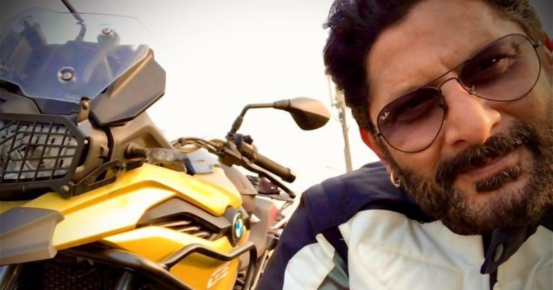 Arshad Warsi BMW Bike, John Abraham gift