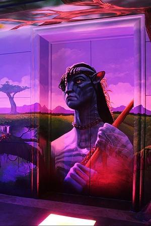 Avatar Theme Café