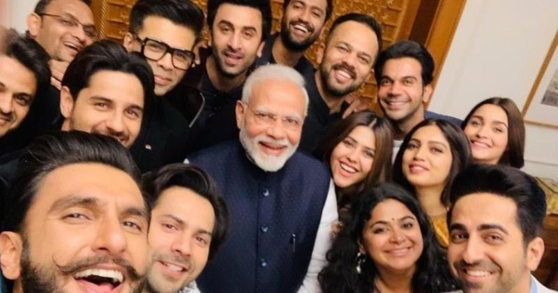Is BJP Desperate To Get Bollywood Speak For Them? It