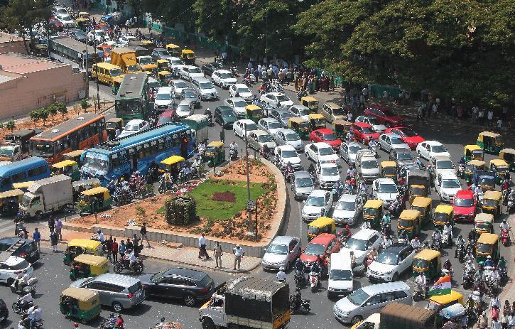 Bengaluru, Bengaluru Traffic, Bengaluru Traffic Jam, Bengaluru Traffic Today, Bengaluru Traffic Congestion