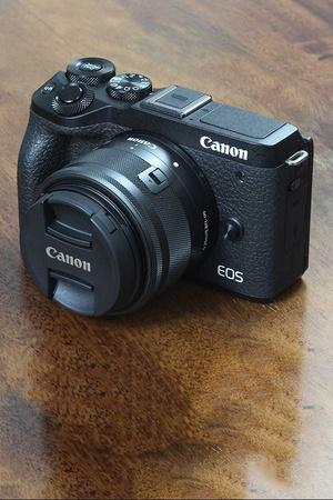 Canon M6 Mkii review india