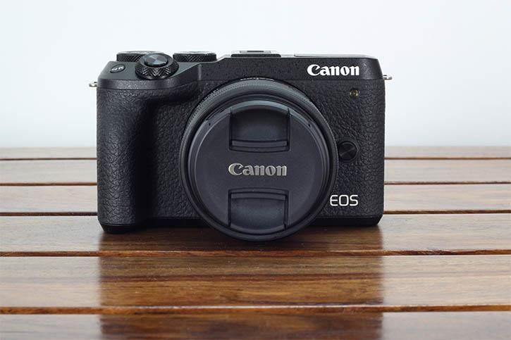 Canon M6 Mkii Review