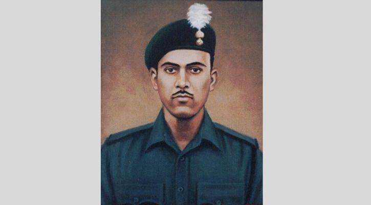 Company Quartermaster Havildar Abdul Hamid