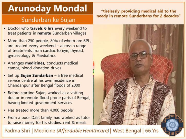 Doctor Arunoday Mondal